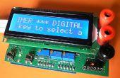 Digitale multimeter Schild für Arduino