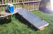 Bauen Sie Ihren eigenen Flachbildschirm Sonnenkollektors