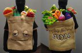 Grocery Bag der Muppet Obst- und Gemüse-Kostüm