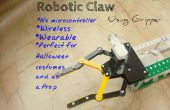 Roboter-Greifer Halloween