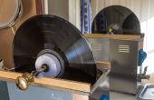 Vinyl Record Reinigung mit einem Ultraschallreiniger