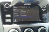 DIY Auto LCD Sonne Shader