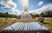 Solar-OSE: Solar-Konzentrator für die Dampferzeugung