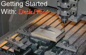 Erste Schritte mit DeskProto