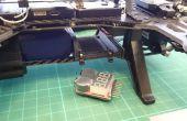 Walkera Runner 250 Batterie Barriere + Low Voltage Alarm Fach (erfordern den Einsatz von Gleichgewicht führen Verlängerung)
