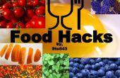 Essen-Hacks: Prep, Essen, Cleanup