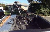 Abnehmbare Bike Rack für LKW Toolbox