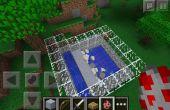 Minecraft PE Ei Farm