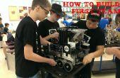 Gewusst wie: starten Sie eine erste Robotics-Team