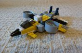 Meine LEGO VTOL Flugzeug