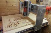 Aufbau einer CNC-Oberfräse