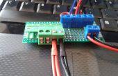 Niedrige Spannung DC Power Distribution und Messung Adapter