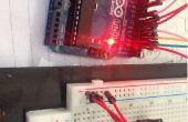 7 Segment Anzeige gemeinsame Anode Zähler Arduino