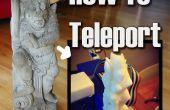 Wie zu teleportieren! Kostenlose 3D Scannen und billige 3D Druck!