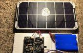 Bauen eine Solar betriebene ESP8266