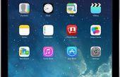 Gewusst wie: exportieren Sie Medien vom iPad auf externe Festplatte