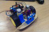 Arduino Wand vermeiden Roboter