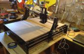 CNC-Laser Cutter Reise