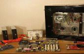 Wie man einen Computer von Ersatzteilen bauen