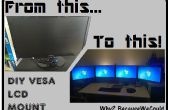 VESA-Montage nicht-VESA Monitore, billig und professionelle