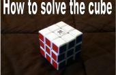 Wie man den Zauberwürfel lösen