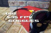 DIY $45-FPV-Schutzbrillen für RC Quad Copter oder Flugzeuge
