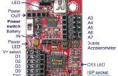 Schritt für Schritt Anleitung zum Micro Magier Robotersteuerung (Arduino kompatibel)