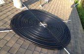 Solar Spa Heizung