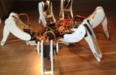 Lassen Sie uns einen handgefertigten Hexapod Roboter bauen