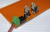 Spannungsanpassung geregelten Netzteil für Arduino/Mikrocontroller Projekte