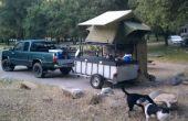 Die ultimative Kajak Hauler und auf dem Dach Zelt Camper.