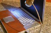 Decopunk USB-Lampe