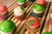 Mini Candy-Karamell-Apfel-Muffins