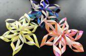 Wie erstelle ich Origami Christmas Ornaments