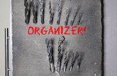 Ultimative hängen Drill Bit Organizer (hergestellt aus Styropor!)