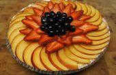 Frisches Obst-Torte