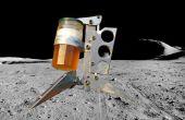 """""""Mond Lander"""" Mug (keine Schweißnähte, gehackte Hardware)"""