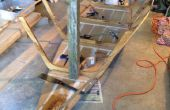 Wie Rippen für ein 18 Fuß Grand Banks Dory konstruieren