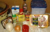 Slow Cooker Paprikasch