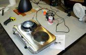 IR-Temperaturregler für SMD Reflow Pfanne