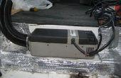 Reinigung und Wartung einer Webasto Air Top 2000 D