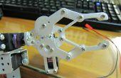 Meine siebte Projekt: Roboter Arm Set