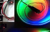 USB-NeoPixel Deco Lights (via Digispark / ATtiny85)