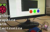 Raspberry Pi - GPIOs, grafische Benutzeroberfläche, Python, Mathematik und Elektronik.