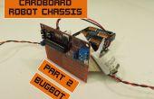 Karton-Chassis für billige Roboter 2: Fliegenroboter