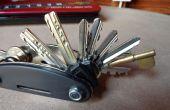 Fahrrad Werkzeug Schlüssel festgelegt (MOD)