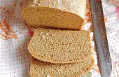 Omas Haferflocken Brot