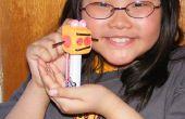 PEZbot Instructables Roboter Bonbon Spender