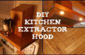 DIY Küche Dunstabzugshaube