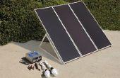 Wie man ein Solar-Panel mount